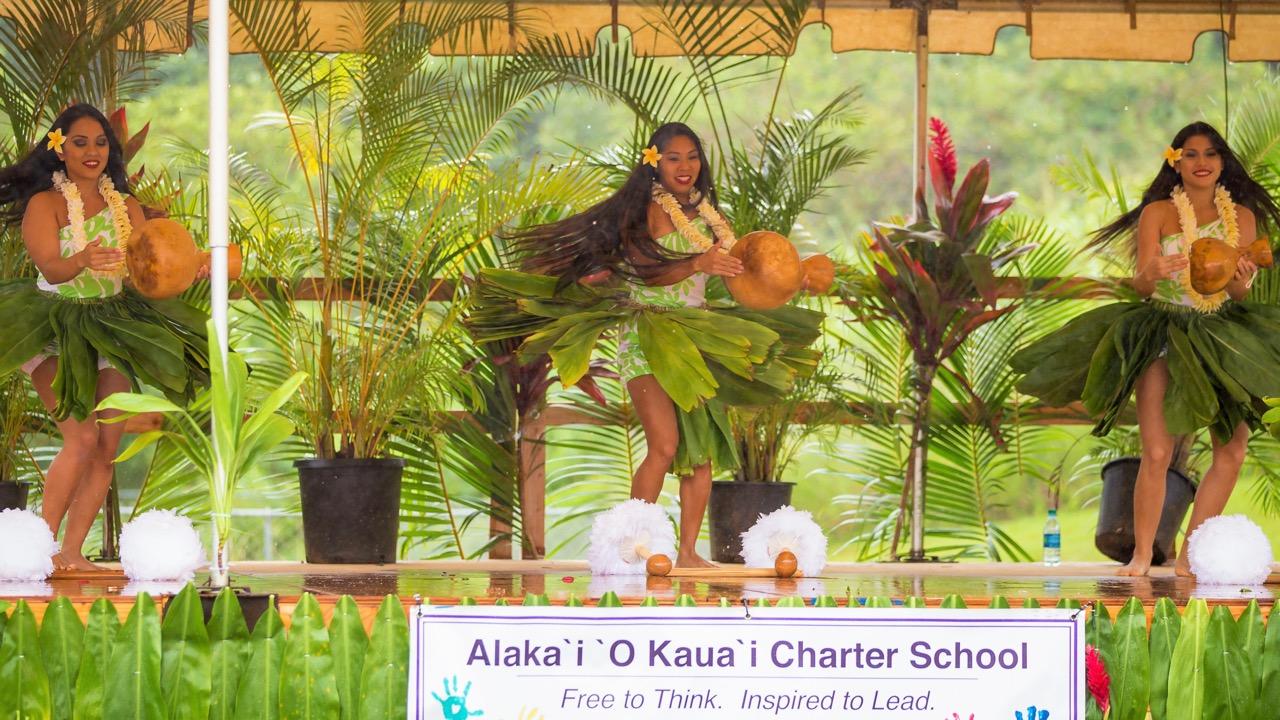 Alakai O Kauai Lei Day Celebration