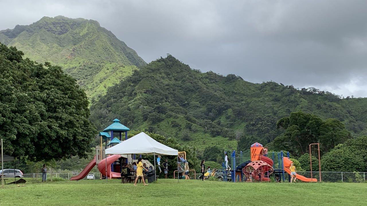 Alakai O Kauai Playground