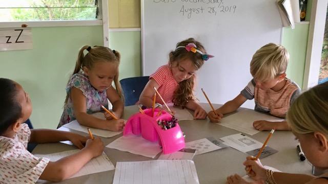 Alakai O Kauai Students