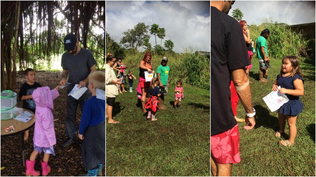Alakai O Kauai Gardening