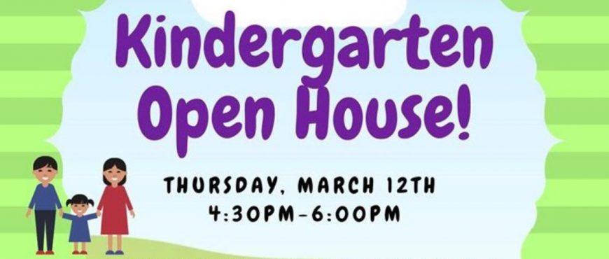 Kindergarten Open House Alakai O Kauai