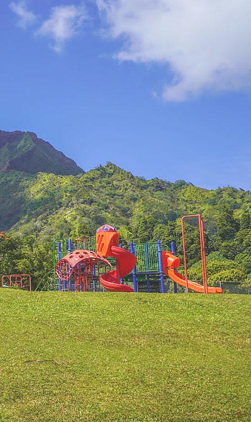 Alakai O Kauai Charter School Playground