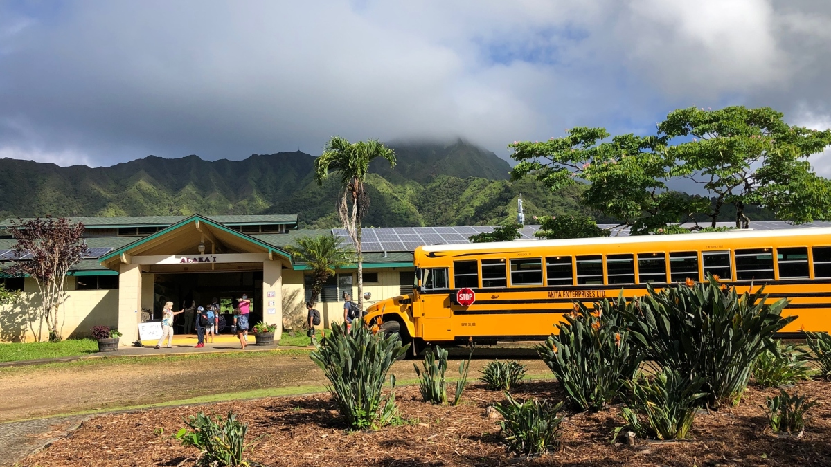 Alakai O Kauai Bus