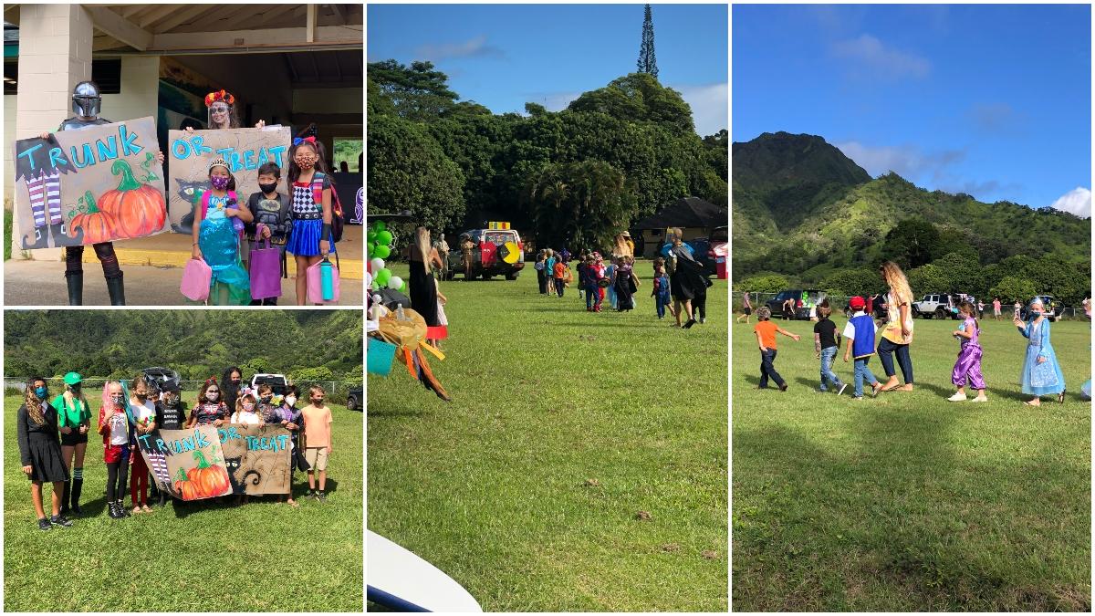 Alakai O Kauai Halloween Parade