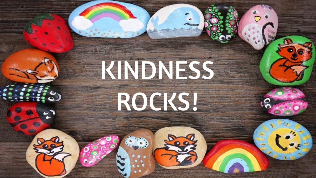 Alakai O Kauai Kindness Rocks