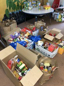 Alakai O Kauai canned goods donations