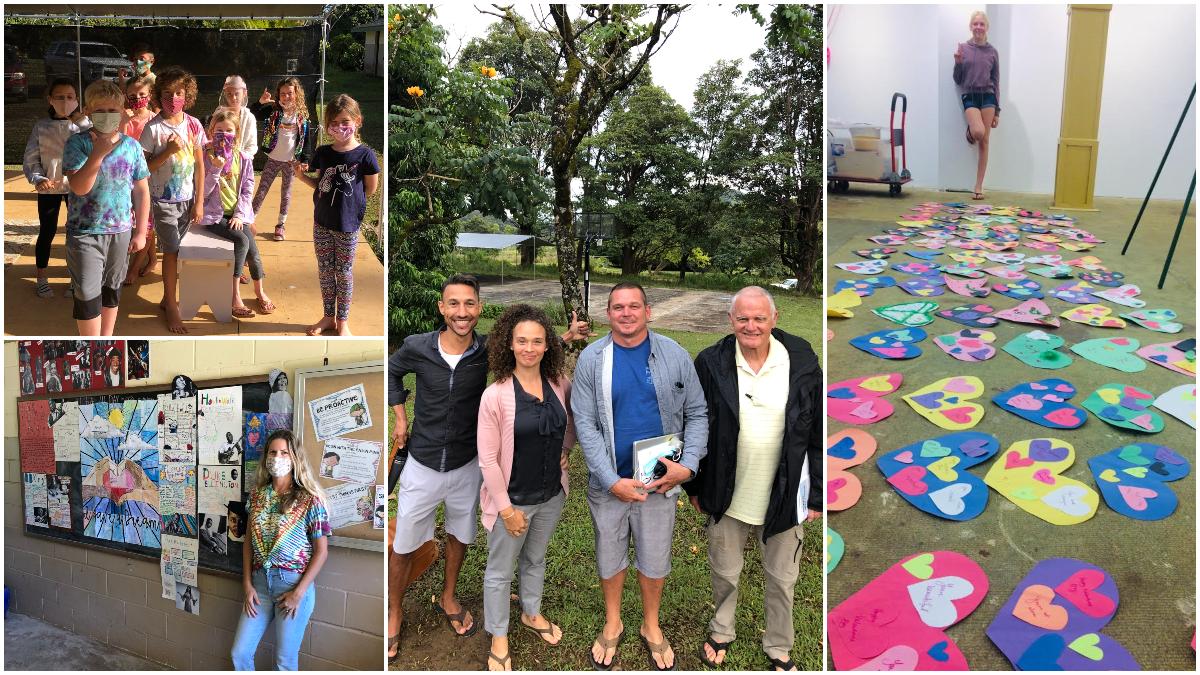 Alakai O Kauai collage learners and board of directors and facilitator