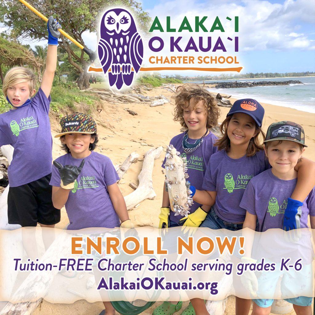 Alakai learners enroll
