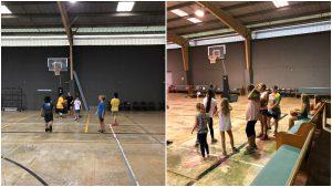 Alaka'i O Kaua'i boys and girls basketball clubs