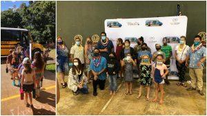 Alakai O Kauai learners bus Vision to Learn