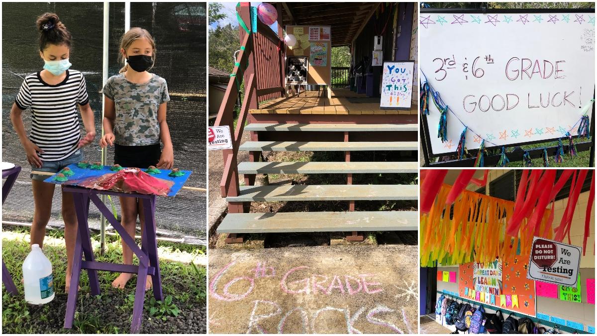 Alaka'i O Kaua'i learners project-based learning testing
