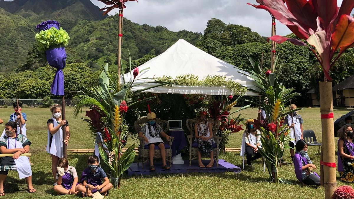Alaka'i O Kaua'i learners celebrate Na Kupu Lau