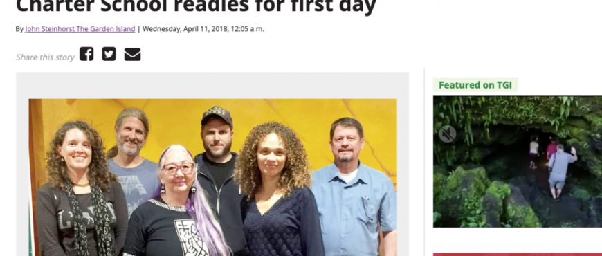 Alakai O Kauai Readies for First Day